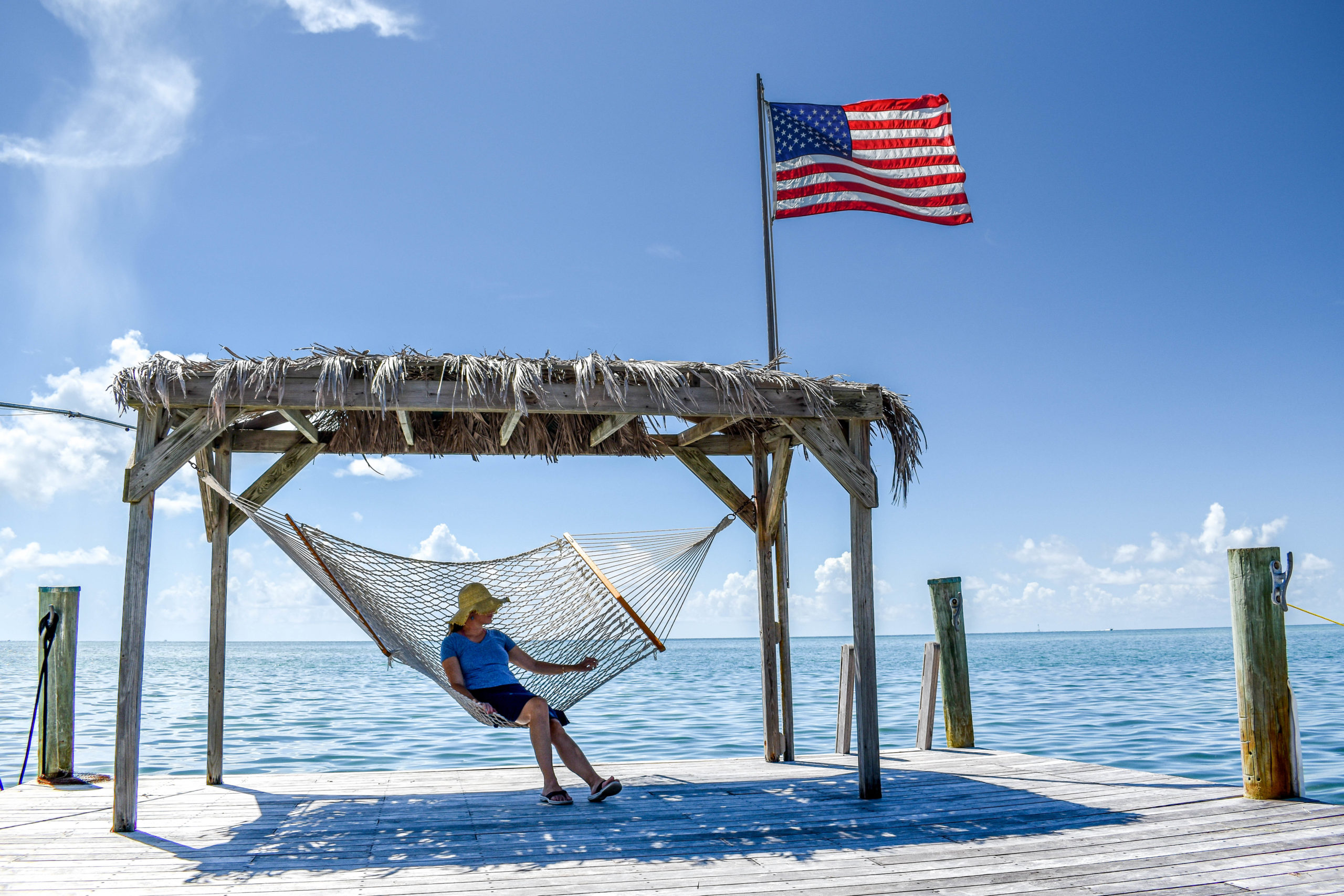 National Hammock Day Made Nicer in the Florida Keys