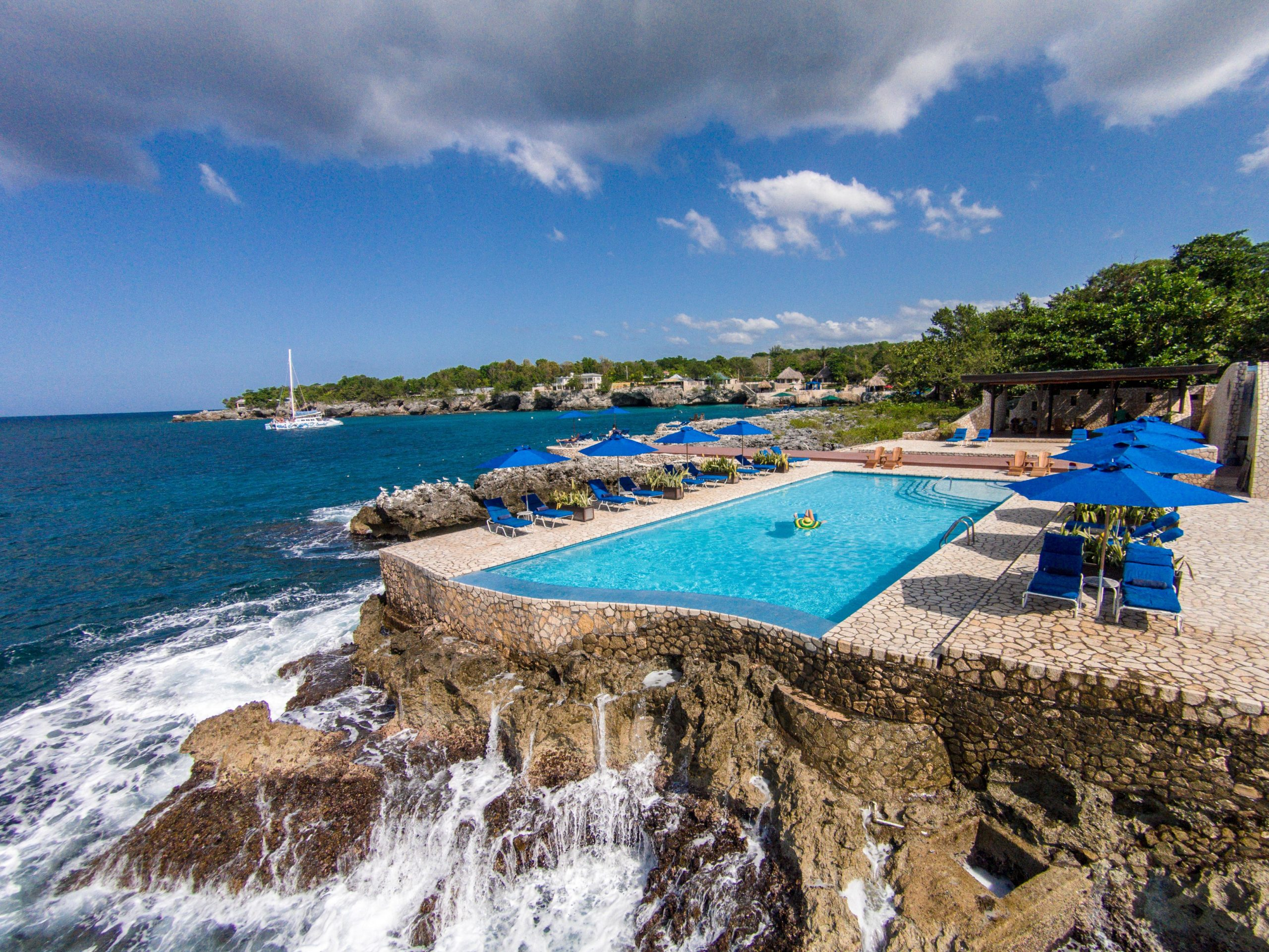 Rockhouse Negril Pool