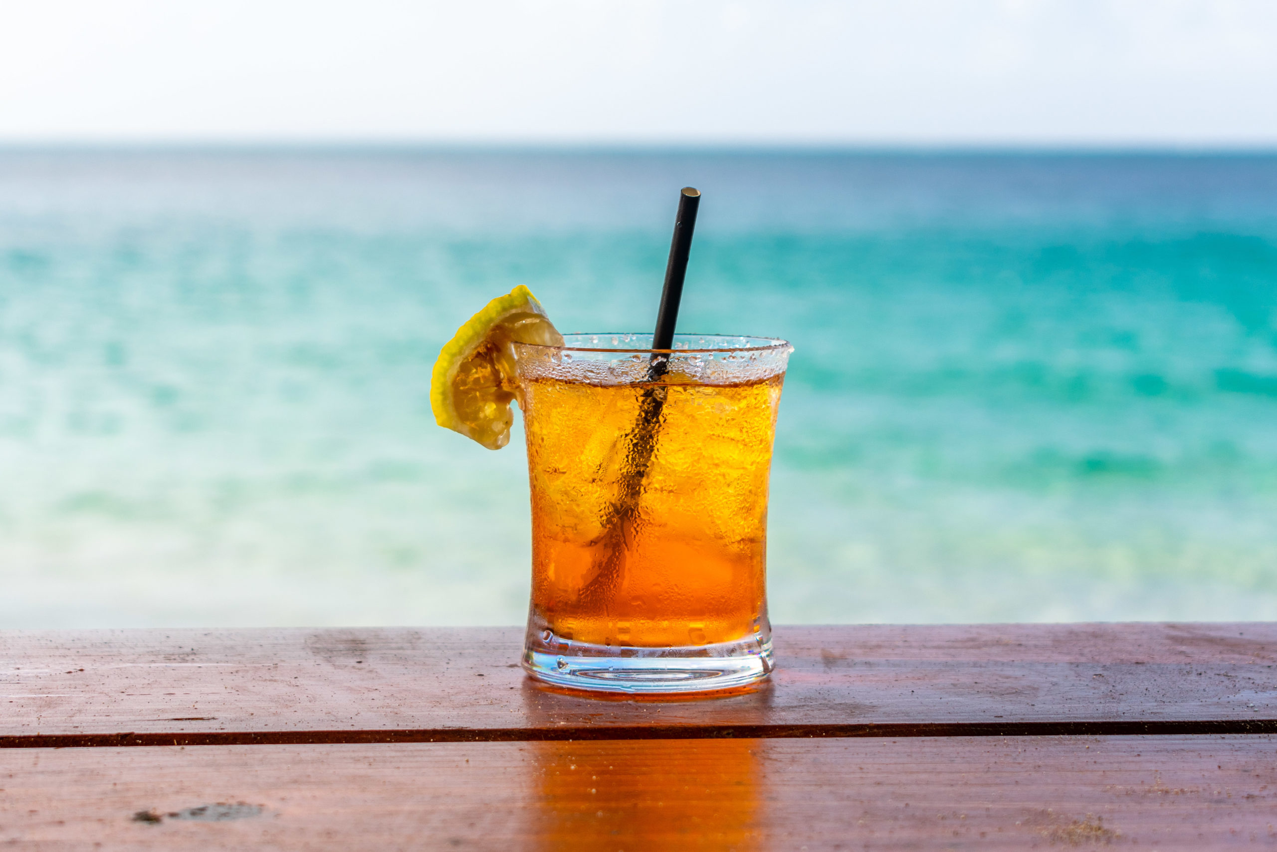 St. Lucia's Best Rum Punch