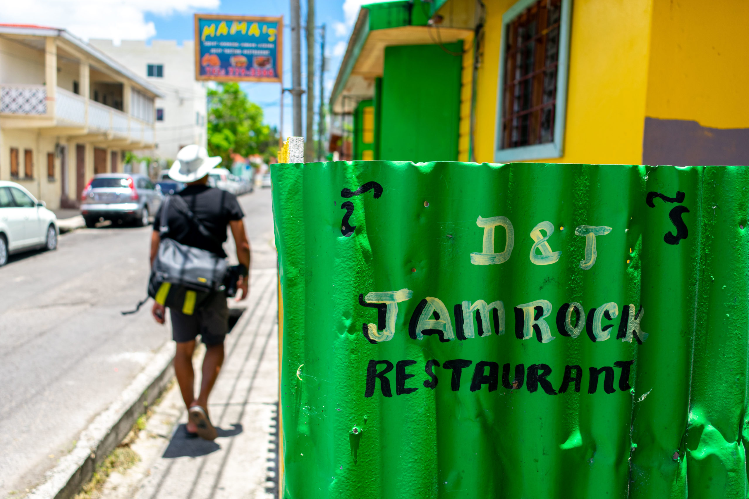 St. John's, Antigua Photo Tour