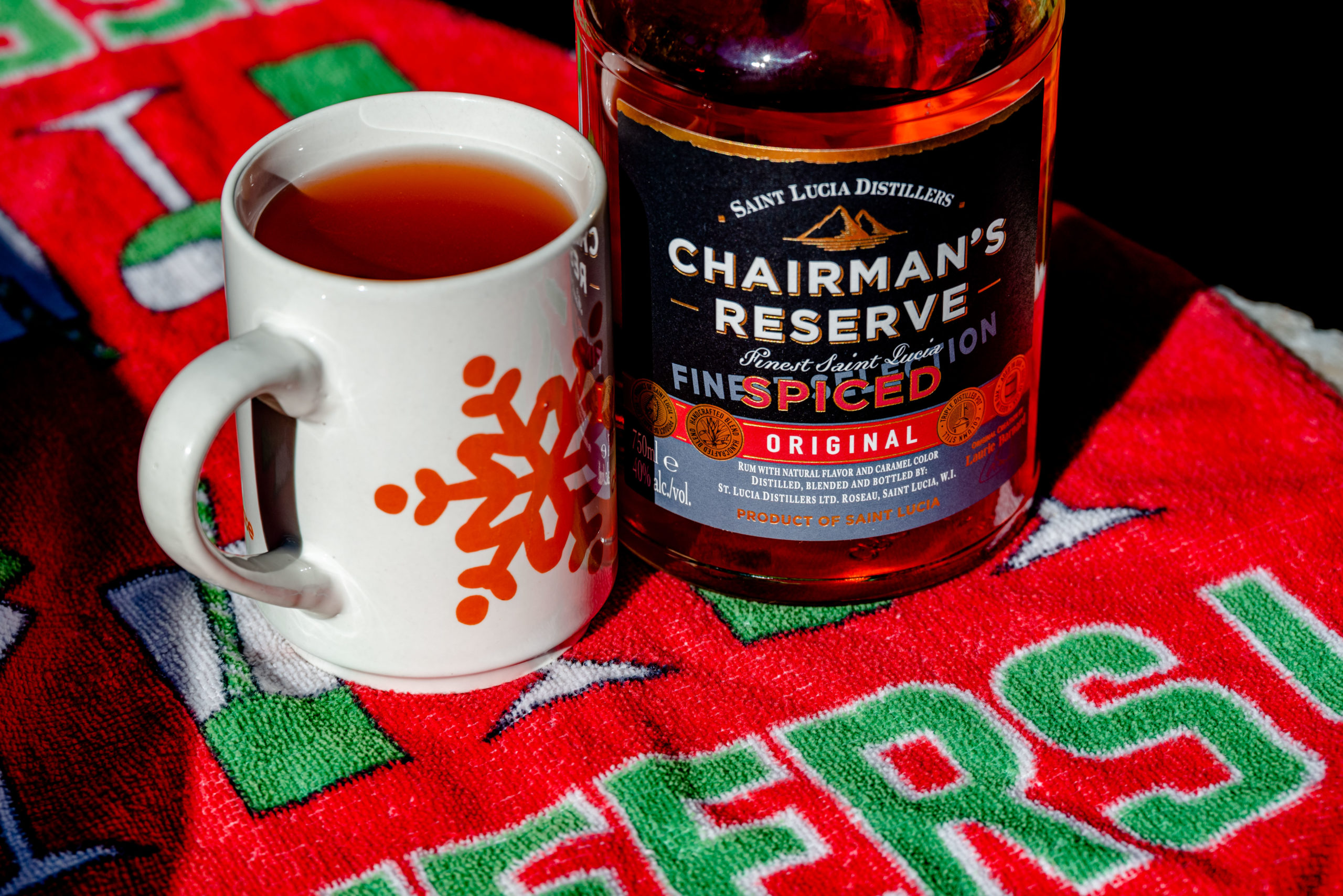 Chairman's Sweater Weather Warm Rum Cocktail
