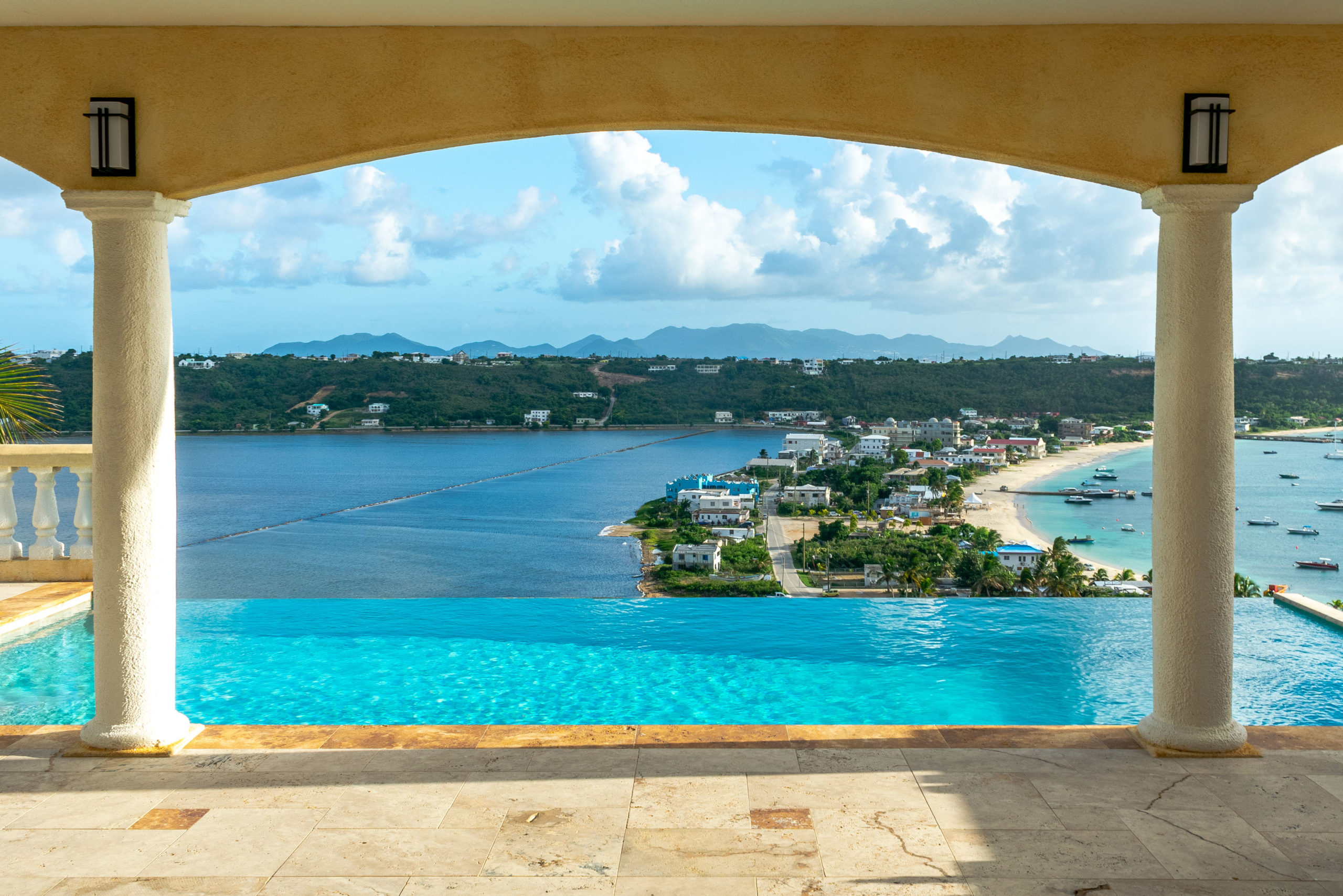 Spyglass Hill Villa, Anguilla – View With a Room