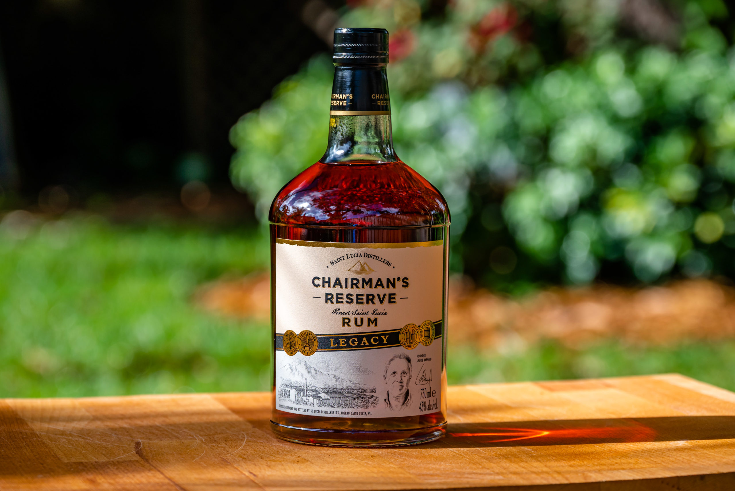 Chairman's Reserve Legacy Rum