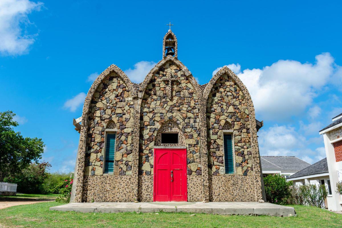 Old St. Gerard's Catholic Church, Anguilla