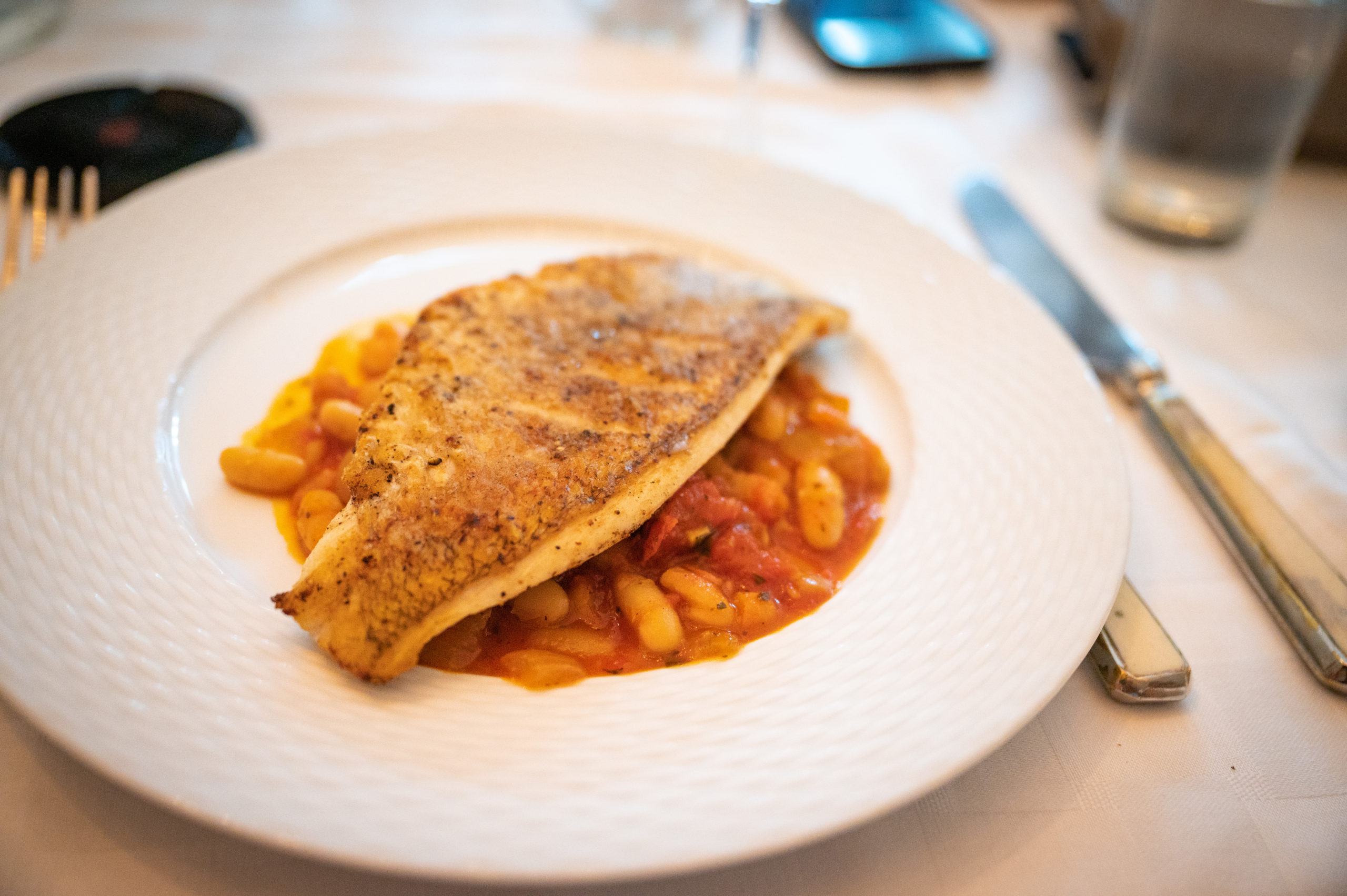 Ziggy's grilled Red snapper