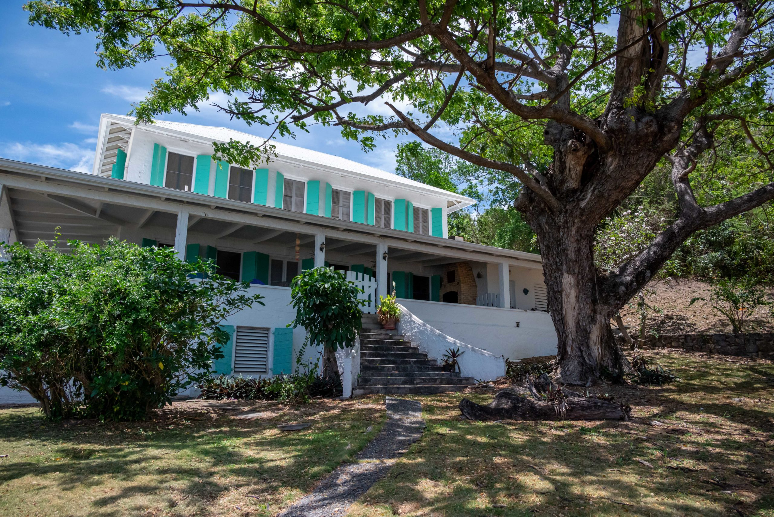 Own History at Beresford Manor, St. Croix